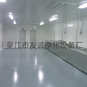 净化工程 食品厂